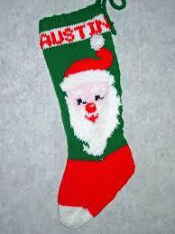 knitting pattern for christmas stocking free 40 all free crochet christmas stocking patterns patterns hub