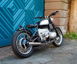bmw bobber build hammer kraftrad r80 bobber the bike shed