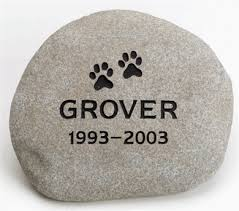 pet memorial garden stones pet memorials river rock keepsake stones