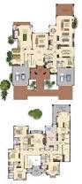 the oaks at boca raton lot 3 floor plan floorplans pinterest