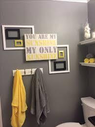 bathroom bathroom ideas yellow and gray best grey yellow bathrooms