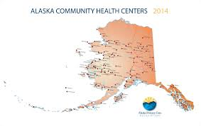 Maps Of Alaska by Alaska Chc Map