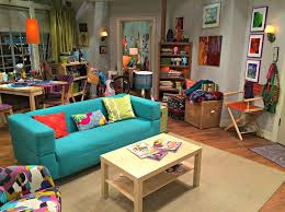 penny s this is how much penny s apartment on the big bang theory would