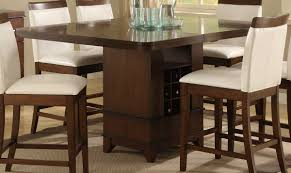 Folding Table With Chair Storage Inside Dining Room Sets With Storage Home Design Ideas