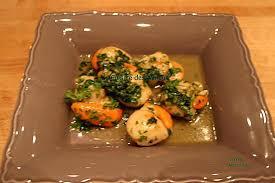 cuisiner noix de st jacques surgel馥s recette de noix de jacques à la provençale