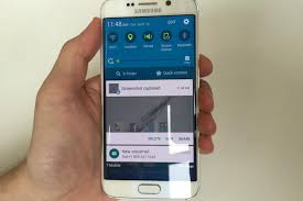 how to screenshot on android how to take a screenshot on a galaxy s8 s7 and other android