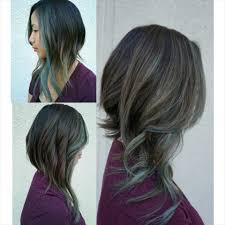 long drastic bob haircuts the show stopper dramatic a line bob with fancy color career