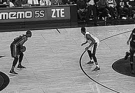 Dwyane wade takes 7 steps doesn 39 t get called for traveling gif