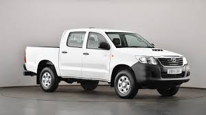 white toyota truck used toyota hilux active d cab pick up 2 5 d 4d 4wd 144 white