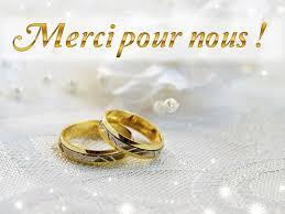 cartes mariage carte de remerciement mariage or remerciements mariage starbox