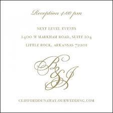 wedding reception card wording wedding card design rectangle paper classic layout