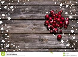 rustic christmas wooden rustic christmas background with balls and as frame