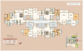floor plan new project deals vasant oasis at andheri east