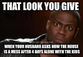 That Look Meme - 25 memes that sum up pilot wife life perfectly the flight wife