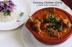 chicken curry country chicken curry recipe naatu kozhi kulambu