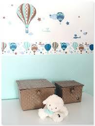heißluftballon kinderzimmer 9 besten heißluftballons in mint taupe bilder auf deko