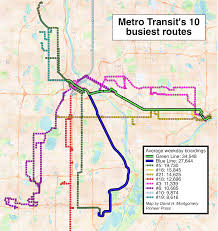 Valley Metro Light Rail Map by Maps