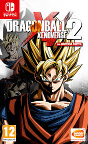 dragon ball xenoverse 2 switch announced