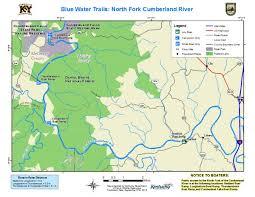 cumberland river map kentucky department of fish wildlife fork cumberland river