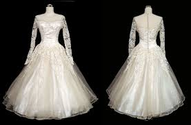 50 s wedding dresses best vintage 50s wedding dresses gallery styles ideas 2018