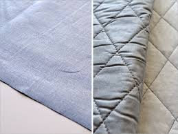keep and cold cold with thermal fabrics sew4home