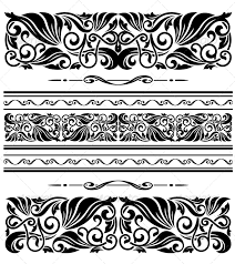 decorative ornaments and patterns by seamartini graphicriver