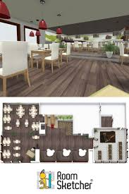 Create 3d Floor Plans by 39 Best Commercial Design With Roomsketcher Images On Pinterest