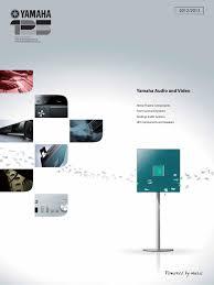 yamaha yht 299 home theater system yamaha catalog by sg electronics issuu