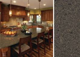 what color countertops go with wood cabinets how to pair countertop colors with cabinets