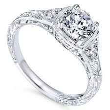 platinum vintage rings images Platinum 18cttw amavida vintage 3 stone diamond engagement ring jpg