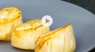 comment cuisiner les jacques jacques technique de cuisson gourmand