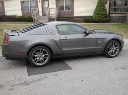 Black 5 0 Mustang Ford Mustang Gt 5 0 Laptimes Specs Performance Data
