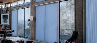 Hunter Douglas Window Treatments For Sliding Glass Doors - duette vertical shades read design