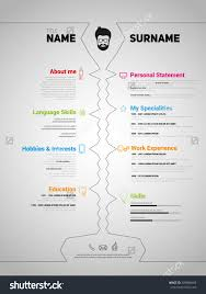 Graphic Design Resume Examples 100 Awesome Resume Templates 100 Infographic Resume