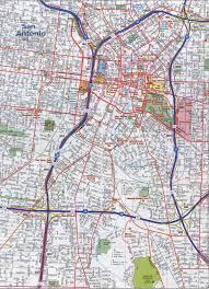 Map Of East Texas Road Map Of San Antonio Tx