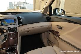 toyota limo interior review 2013 toyota venza video the truth about cars