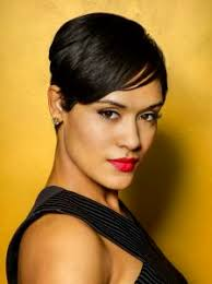24 best grace gealey images on pinterest low hair buns short