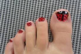 red toe nail art gallery nail art designs