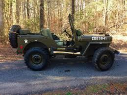 custom willys jeep willys m38 mc army military jeep