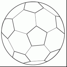 extraordinary soccer player coloring pages with soccer