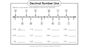 place value worksheets with decimals multiplication math problems