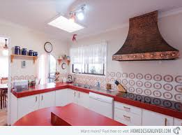 tiles designs for kitchen tile designs for kitchens 15 unique kitchen tile designs home design