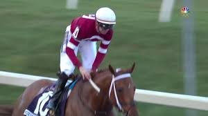 how far can a horse travel in a day images Gun runner wins 2018 pegasus world cup in final career start nbc jpg