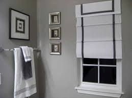 bathroom shower yellow and gray bathroom chevron curtains