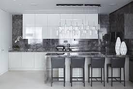 carrelage mur cuisine moderne design interieur cuisine moderne carrelage mural gris aspect