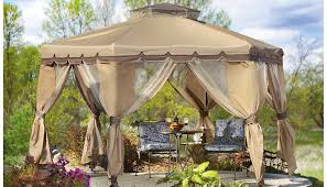Screen Kits For Porch by Pergola Traditional Screened Gazebo Kits Stunning Screened