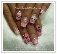 16 best ongles hello kitty images on pinterest hello kitty nails