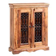 wood cd dvd cabinet alwar solid two tone sheesham wood cd dvd cupboard cabinet storage