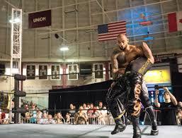 ricochet wrestler u0027s diary of match vs rey mysterio si com