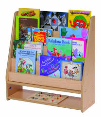 wooden bookshelves for kids part 44 5 foot blue row bookshelf